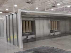 Powder Coating Booths for sale