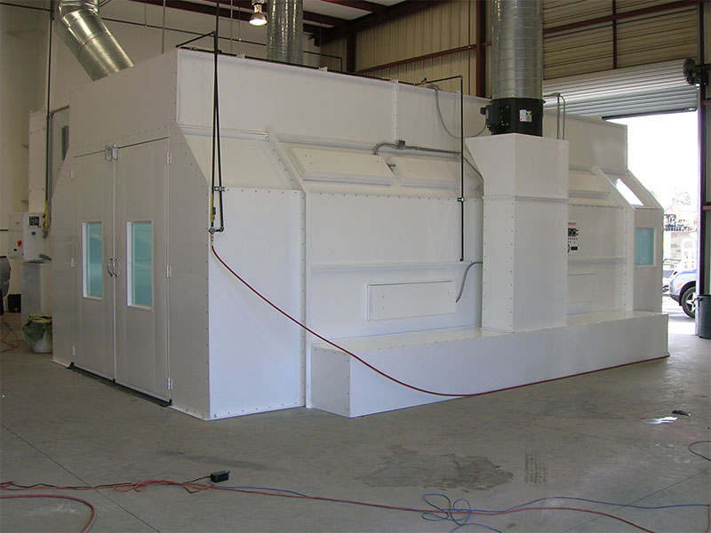 Automotive Spray Paint Booths
