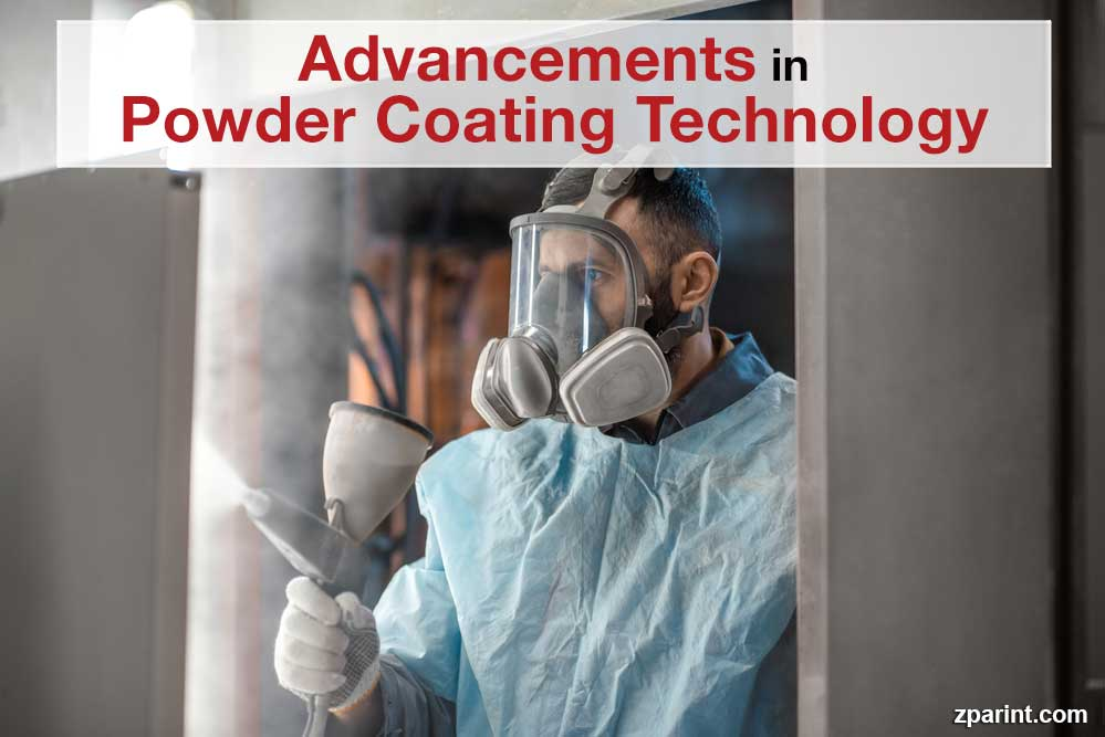 Advancements in Powder Coating Technology